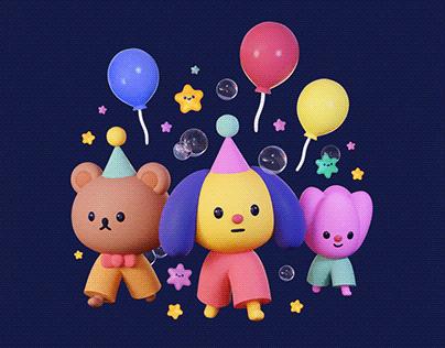 Party Squad 🥂🎉🎈