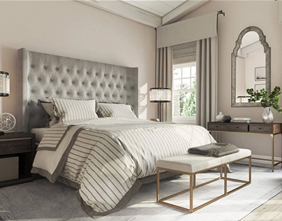 CGI Services for Bedroom Furniture