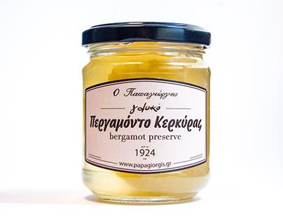 Papagiorgis preserves