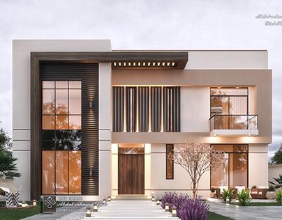 Elegant Modern Villa