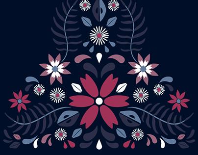 Massimo Dutti (Boys & Girls) / embroidered sleeve