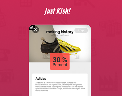 JustKish App