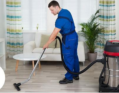 نظفي بيتك بسهولة وبامان شركة الماهرون للخدمات المنزلية