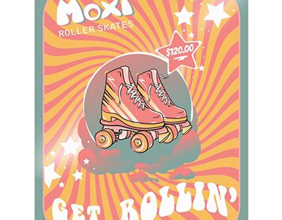 Moxi Skates Ad
