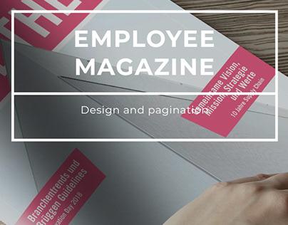 Employee Magazine