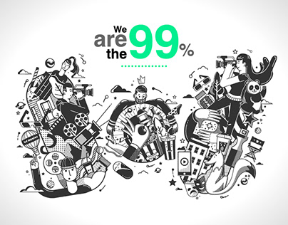 We are the 99% - Mowies