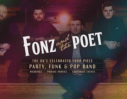 Fonz and the Poet - Branding