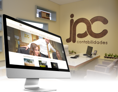 JPC Contabilidades - Website