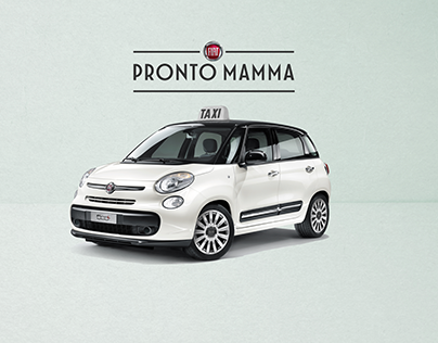 Fiat 500L_Mother's day