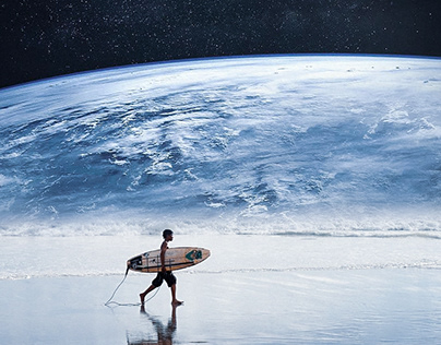 EARTH SURFİNG