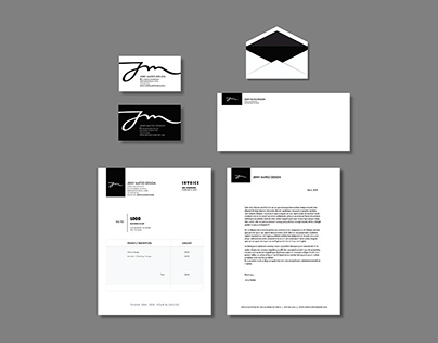 MATEO DESIGN Identity Design