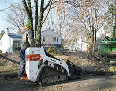 Best land clearing-the fence doctor 541