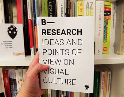 b.research —ideas and point of view on visual culture