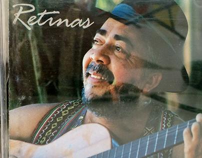 "CD ""Retinas"" Timbaúba"