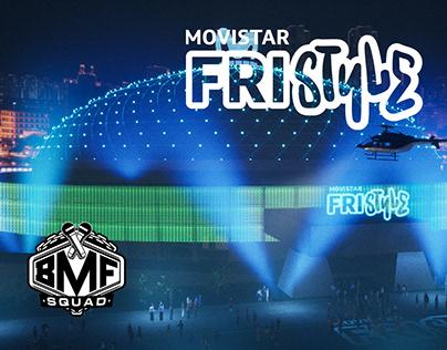 Movistar Fristyle - BMF SQUAD