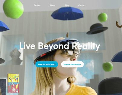 TwinWorld Website Design
