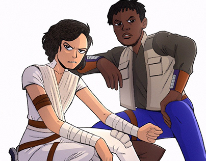 Finn & Rey
