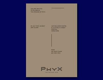 PhyX_The Private Gym