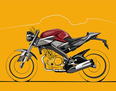 Motorcycle design