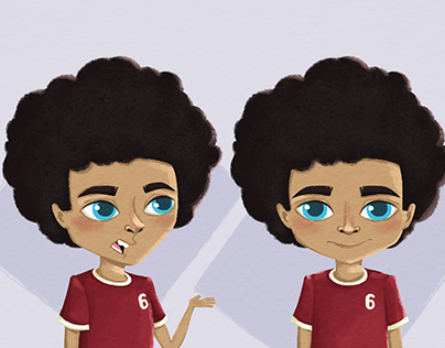 Character Design: Witsel