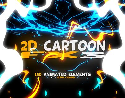 2D Cartoon FX 3