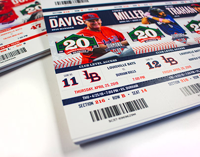2019 Louisville Bats Season & Suite Tickets