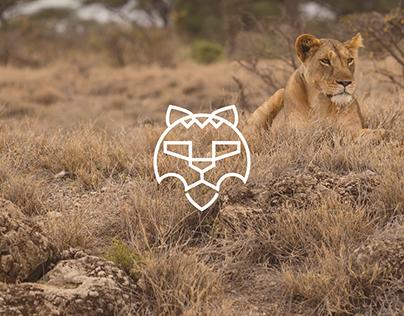 The Lion - Logo Concept