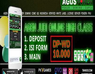 Situs Judi Poker Online, Domino qiu qiu , bandar judi -