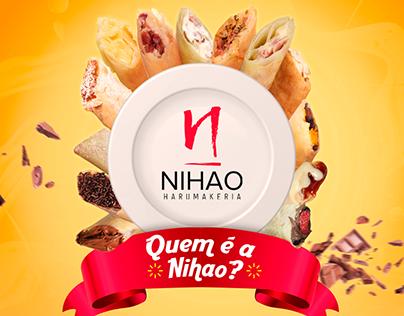 Nihao Harumakeria - Social Media
