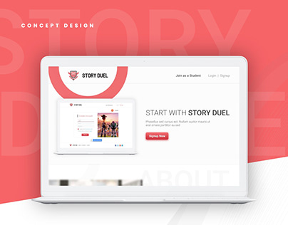 A platform for developing a writing skills.