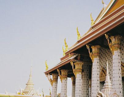 Bangkok, Thailand - Film Photography