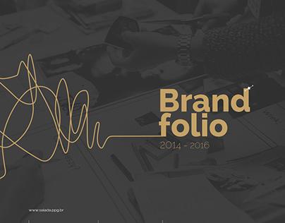 Brand Folio • 2014 - 2016