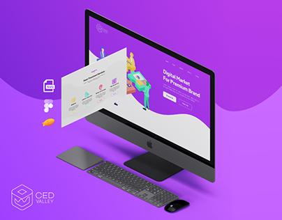 Premium Web Design #1