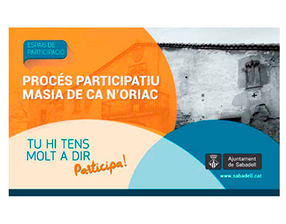 Arquitectura participativa AYTO. SABADELL