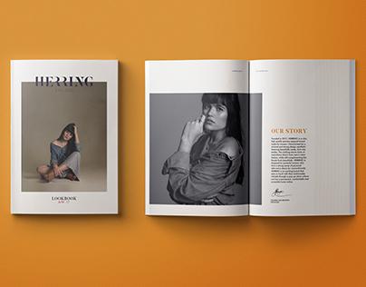 HERRING Catalog design