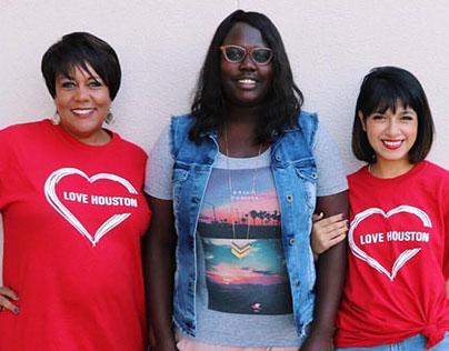 LOVE HOUSTON- Campaign & Short Doc Film