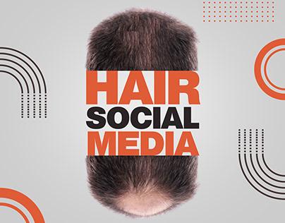 Hair Baldness Social Media