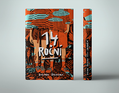 Book cover 14-roční