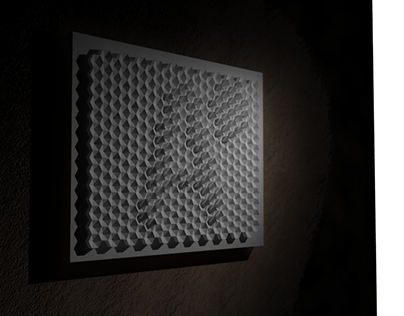 Dynamic shadow panel / Теневая панель