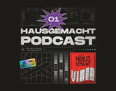 HAUSGEMACHT - Graphic Design