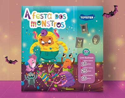 A Festa dos Monstros