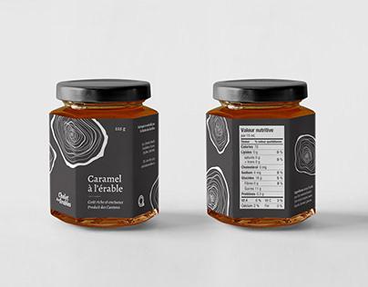 Chalet des Érables | Boîte-repas & étiquette