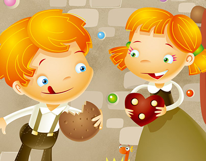 #Hansel and Gretel