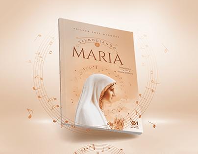 Livro Salmodiando à Maria