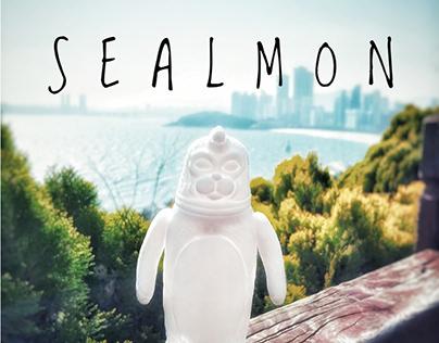 Blank toy-SEALMON