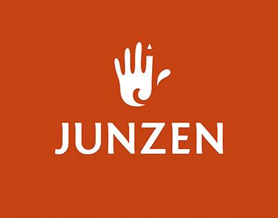 Junzen logo project