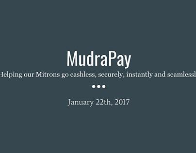 MudraPay - An UPI App