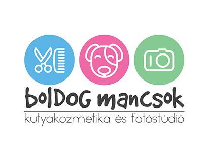 Logo design - BolDog mancsok