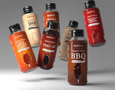 Product Design - vegan Sauce