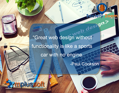 Effective Web Design Company in Pune, India- Mplussoft